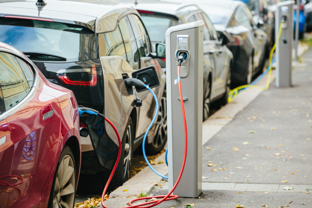 Electric Cars and Smart Parking Systems