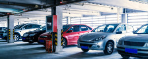 Parking management and solutions industry